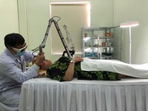 Phòng Chăm sóc  da thẩm mỹ